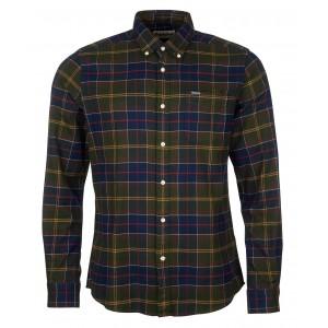 Barbour Kyeloch Tailored Shirt - Classic Tartan