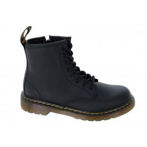 Dr. Martens 1460 Toddler Boots - Black Leather