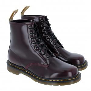 Dr Marten 1460 Vegan Boots - Cherry Red