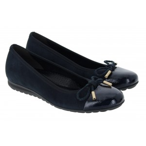 Gabor Snug 72.623 Shoes - Dark Blue