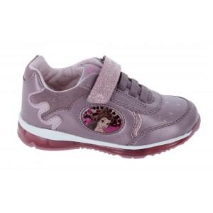 Geox Todo B1685B Trainers - Dark Pink