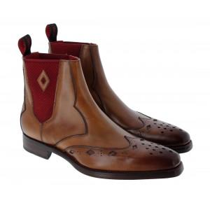 Jeffery West Scimitar Boots - Crust