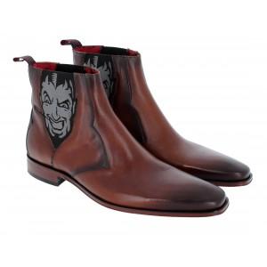 Jeffery West K599 Boots - Castano