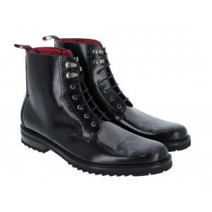 Jeffery West K619 Boots - College Black