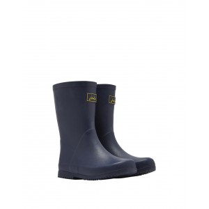 Joules Jnr Roll Up Welly 201172 Wellies - French Navy