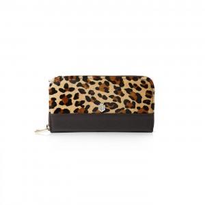 Fairfax Favor Salisbury Purse - Jaguar Haircalf