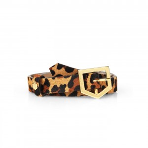 Fairfax & Favor Sennowe Belt -  Jaguar Haircalf