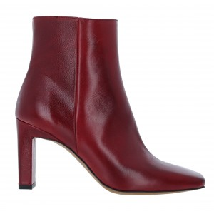 The Golden Boot 1003 Ankle Boots - Red