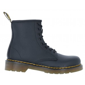 Dr. Martens 1460 Junior Boots - Black Leather