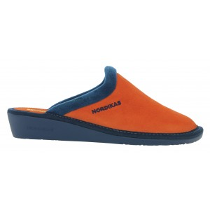 Nordikas 234/8 Slippers - Orange