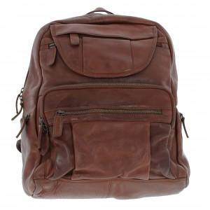 Gianni Conti 4002394 Backpack- Tan