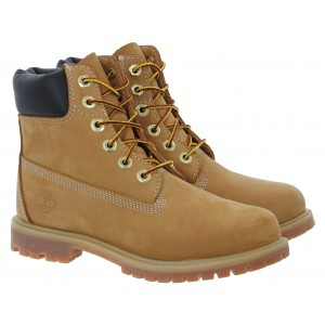 Timberland 6in Premium  TB01036 Yellow Leather