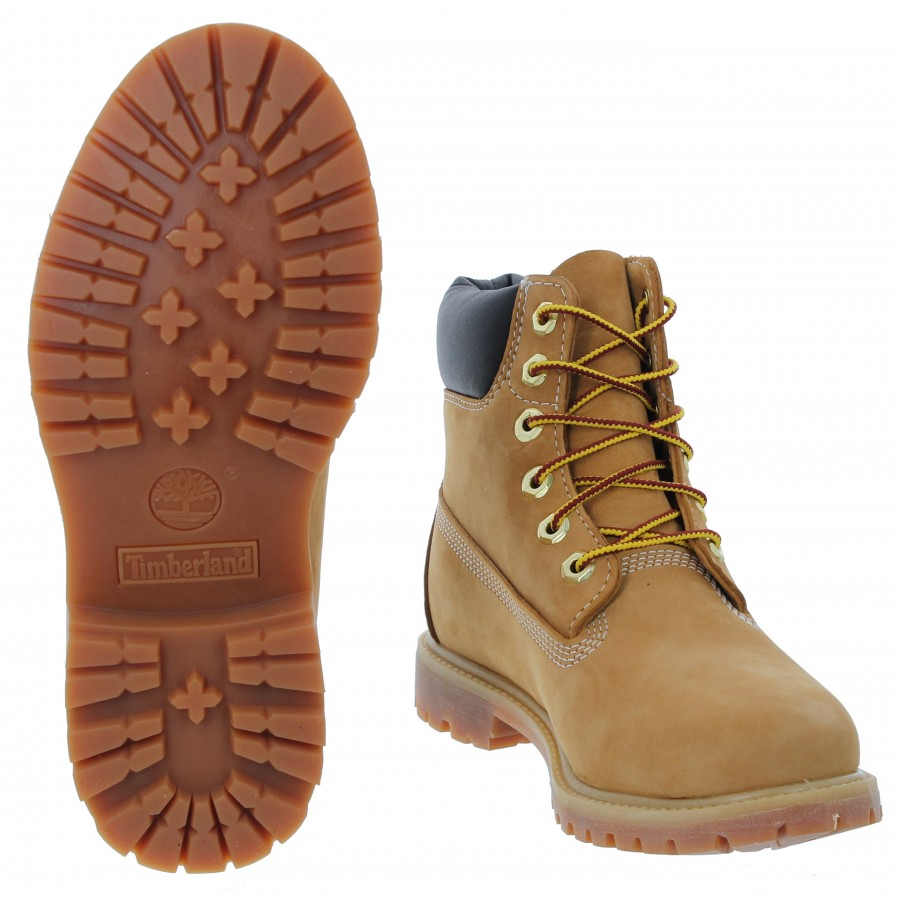6in Premium TB01036 Boots