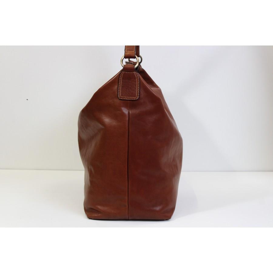 912078 Handbag - Cognac