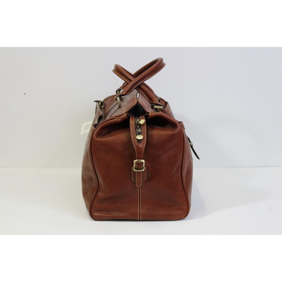 912298 Duffle Bag - Cognac