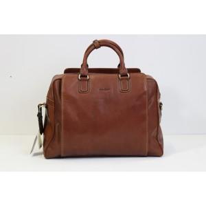 Gianni Conti 913575 Duffle Bag - Cognac