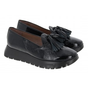 Wonders A-2411 Shoes - Black