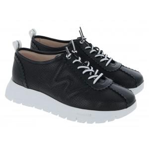 Wonders A-2403-P  Shoes - Black
