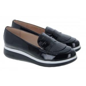 Wonders A-9703 Shoes - Black