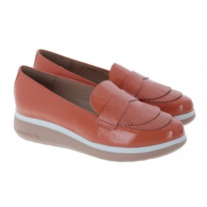 Wonders A-9703 Shoes -Salmon