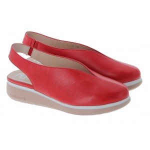 Wonders A-9705 Shoes - Red