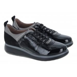 Wonders A-9712 Shoes - Black