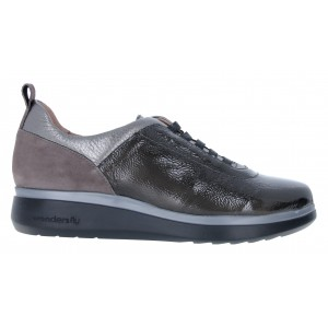 Wonders A-9712 Shoes - Grey