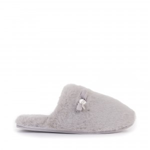 Bedroom Atheltics Amber Slippers - Trace Grey