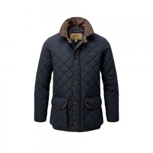 Schoffel Barrowden Quilt Jacket - Midnight