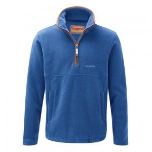 Schoffel Berkeley 1/4 Zip Fleece - Cobalt Blue
