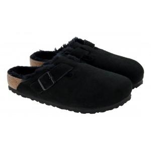 Birkenstock Boston VL 259881 Mules - Black