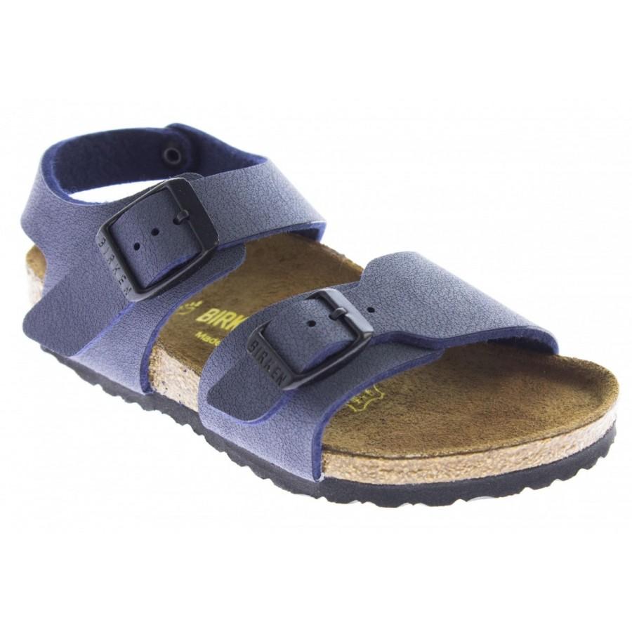New York Kids Regular Fit Sandals - Navy