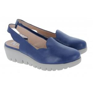 Wonders C-33204 Shoes - Blue