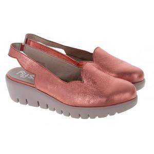Wonders C-33204 Shoes - Coral