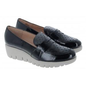 Wonders C-33208 Shoes - Black