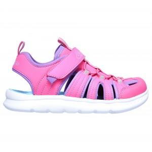 Skechers C-Flex 2.0 Playful Trek 302100L Sandals - Hot Pink