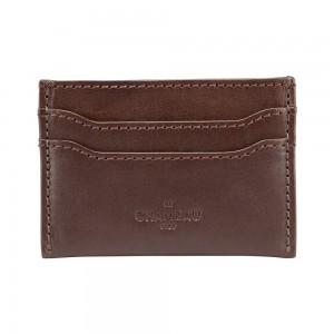 Le Chameau Card Wallet - Brown