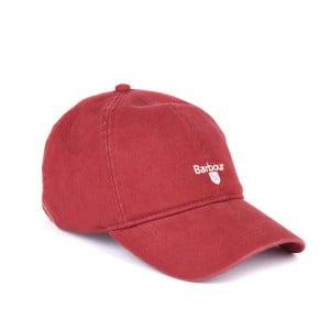 Barbour Cascade Sports Cap MHA0274  - Red