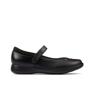 Clarks Etch Bright Kid Shoes