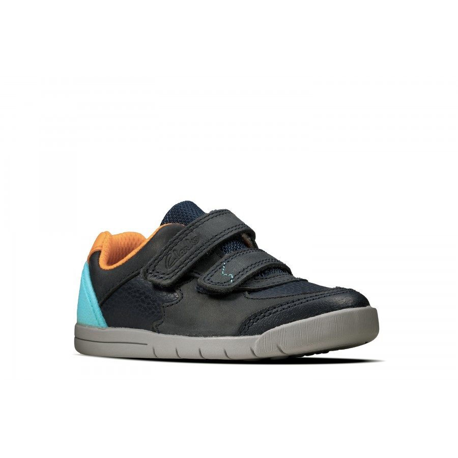 Rex Quest Toddler Shoes - Navy