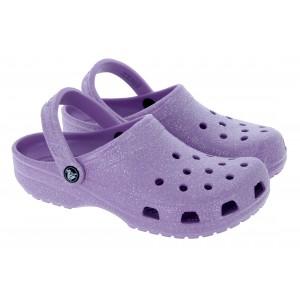 Crocs Classic Glitter 205942 Clogs
