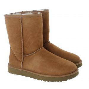 Ugg Classic Short Il Boots - Chestnut