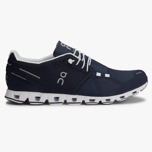 On Running Cloud 19.4010 Trainers - Navy