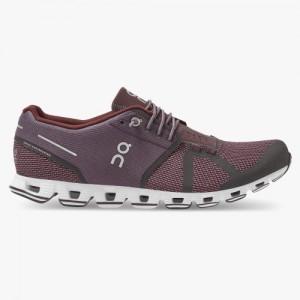 On Running Cloud 19.99509 Shoes - Pebble/Raisin