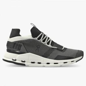On Running Cloudnova 26.99677 Trainers - Black/White