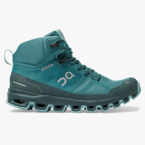 On Running Cloudrock Waterproof 23.99753 Boots - Storm / Wash