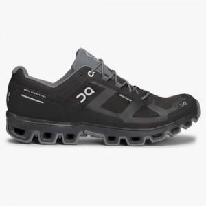 On Running Cloudventure Waterproof 22.99951 Trainers- Black/Graphit