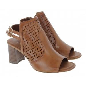 Tamaris Dalina 28388 Formal Sandals - Cognac