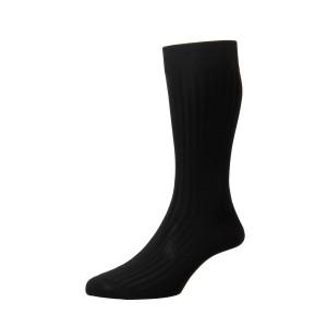 Pantherella Danvers Socks - Black