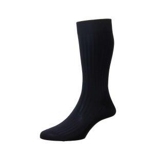 Pantherella Danvers Socks - Navy